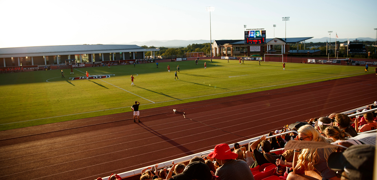 Osborne Stadium, home of Liberty women's soccer, will welcome nine newcomers next season.
