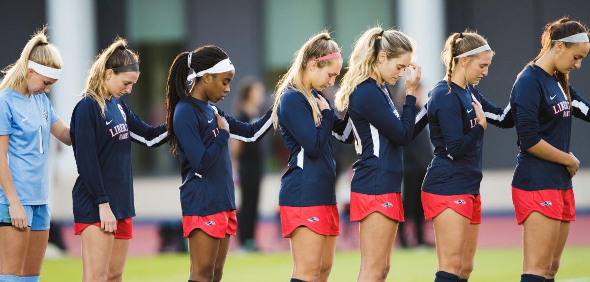 5fd37149 Women's Soccer Announces Spring Schedule | Liberty Flames