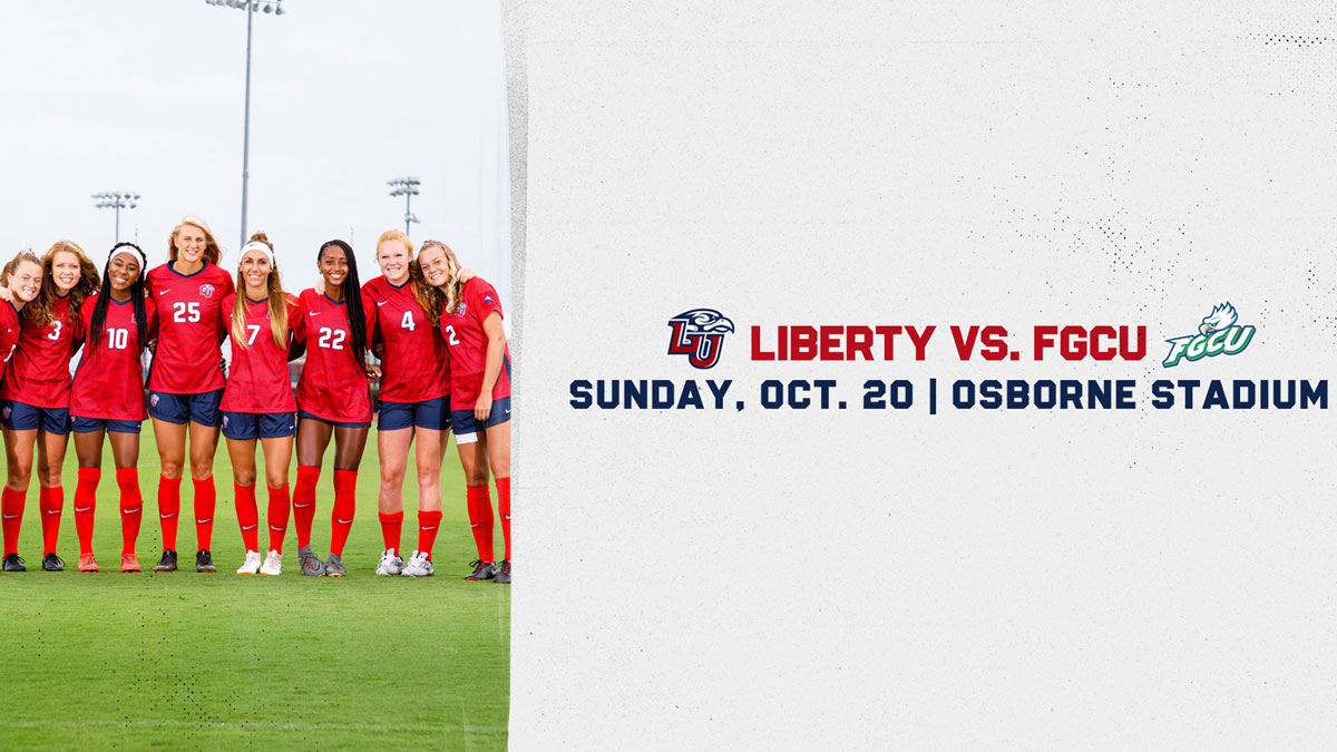 Liberty Faces FGCU on Senior Day