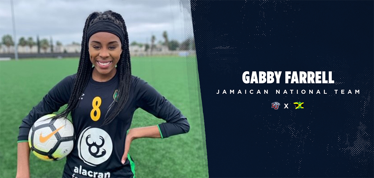 Farrell made the Jamaican National Team for the COCACAF Olympic qualifying.