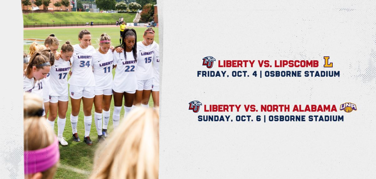 Liberty Starts Homestand with Defending ASUN Champs