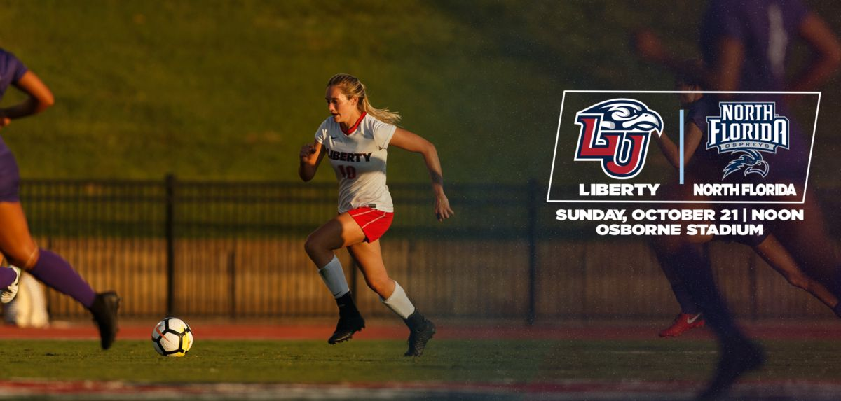 Liberty Hosts North Florida on Senior Day