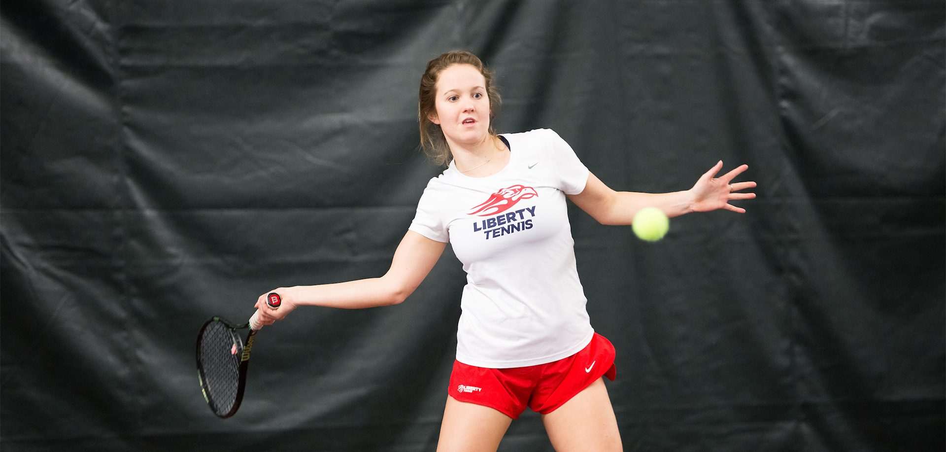 Audrey Brown and the Lady Flames play at the Wake Forest Invitational this weekend.