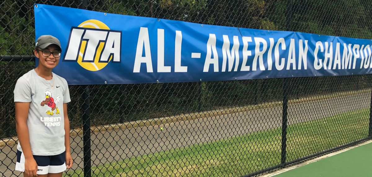 Soli won one match on Saturday at the ITA All-American Championships.