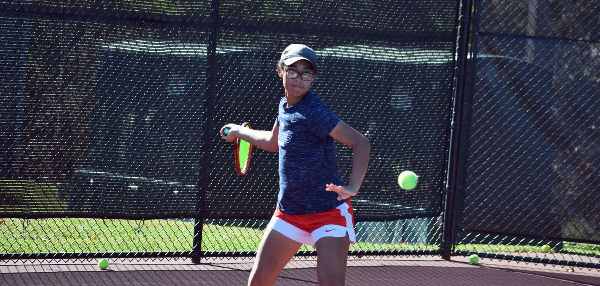 Soli picked up a singles victory on Saturday at the ITA Atlantic Regional.
