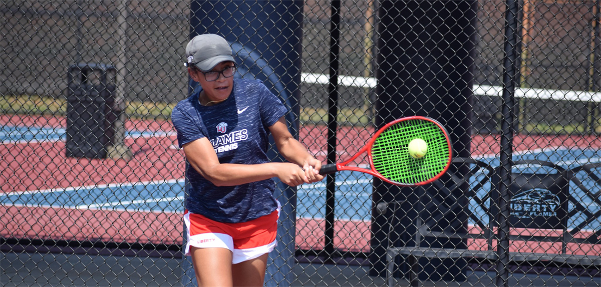 Soli has been named the ASUN Women's Tennis Player of the Week.