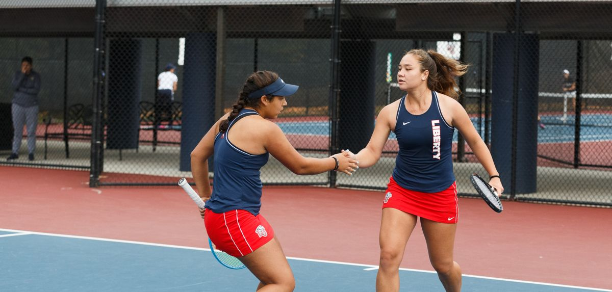 Micaela Ode Mitre and Tiffany Nguyen will play in a doubles final on Sunday following a victory on Saturday.