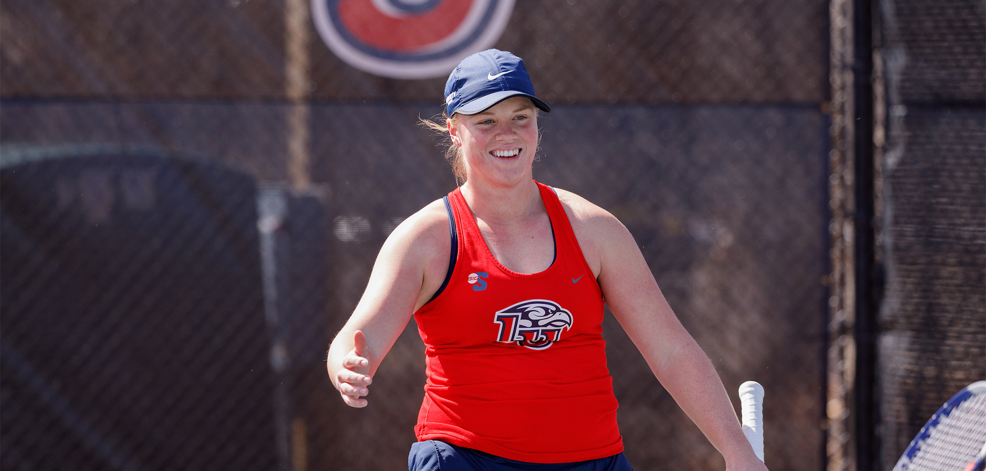 The Liberty women's tennis team will begin its spring campaign vs. Big South opponent Longwood, Wednesday in Lynchburg.