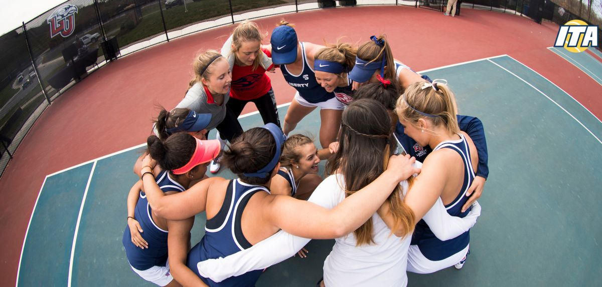 The Liberty Lady Flames tennis program was tabbed as a 2018 Intercollegiate Tennis Association (ITA) All-Academic Team for a sixth straight season.