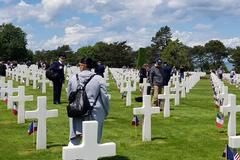D-Day Remembrance: Students visit Normandy; President Falwell takes part in national memorial event