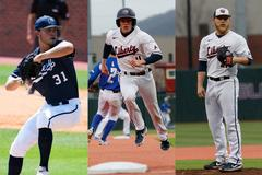 Three Flames Baseball players selected in Major League Draft