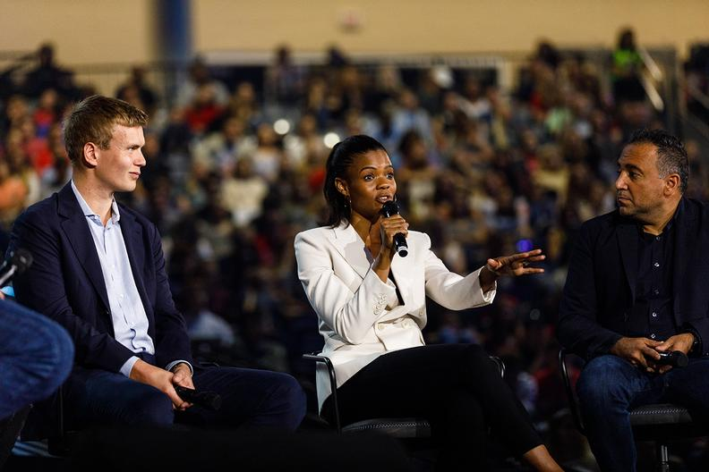 Candace Owens and husband discuss Brexit, Blexit, and the