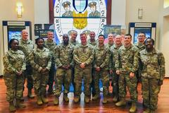 Liberty students complete basic training to become military chaplains
