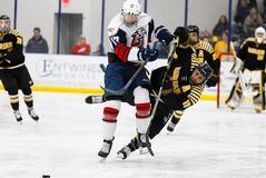 Hockey showdown: No. 2 LU sweeps No. 1 Adrian on another last-minute goal