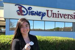 Internship turns into thrilling ride for engineering student on Disney World roller coaster design team