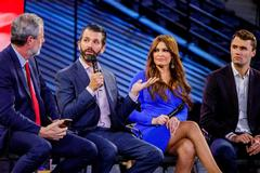 Donald Trump Jr. talks new book and traditional American values with fellow conservative voices