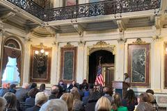 Liberty staff participate in White House education briefing on student financial success