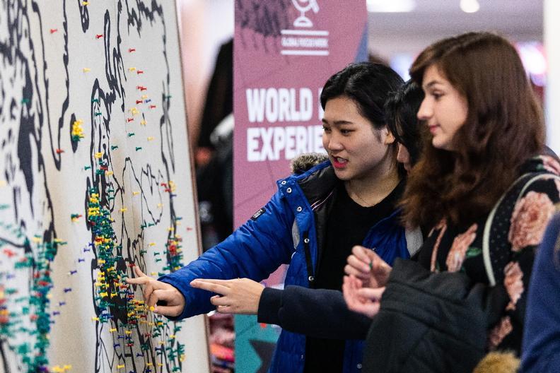 Global Focus Week celebrates missions work around the world