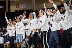Men's basketball team to meet Mississippi State in NCAA opener on Friday