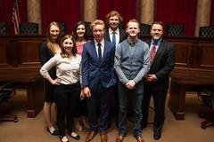 Government Moot Court Team moves up to No. 6 in the nation