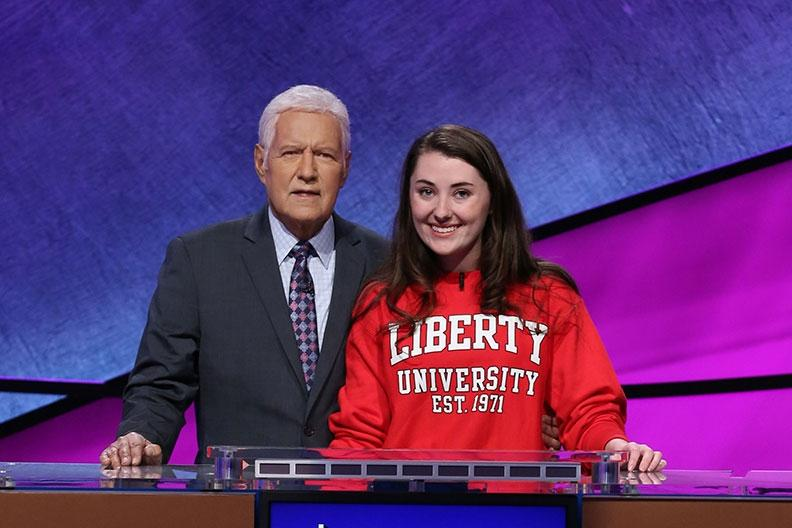 Liberty junior to compete on 'Jeopardy! College Championship' this Friday
