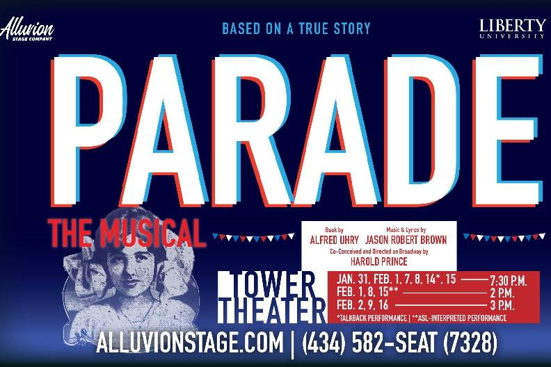 True story of 1913 unsolved murder case marches onto Tower Theater stage in 'Parade'