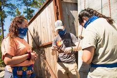 School of Divinity programs prepare students to serve the Lord at Christian summer camps