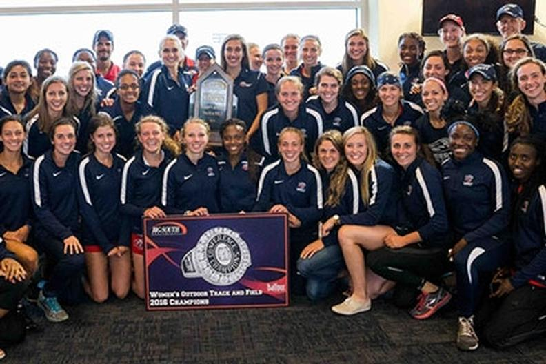 Track & field teams sweep Big South Championships | Liberty University