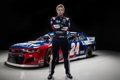 Byron gains momentum from stellar second season in NASCAR Cup Series