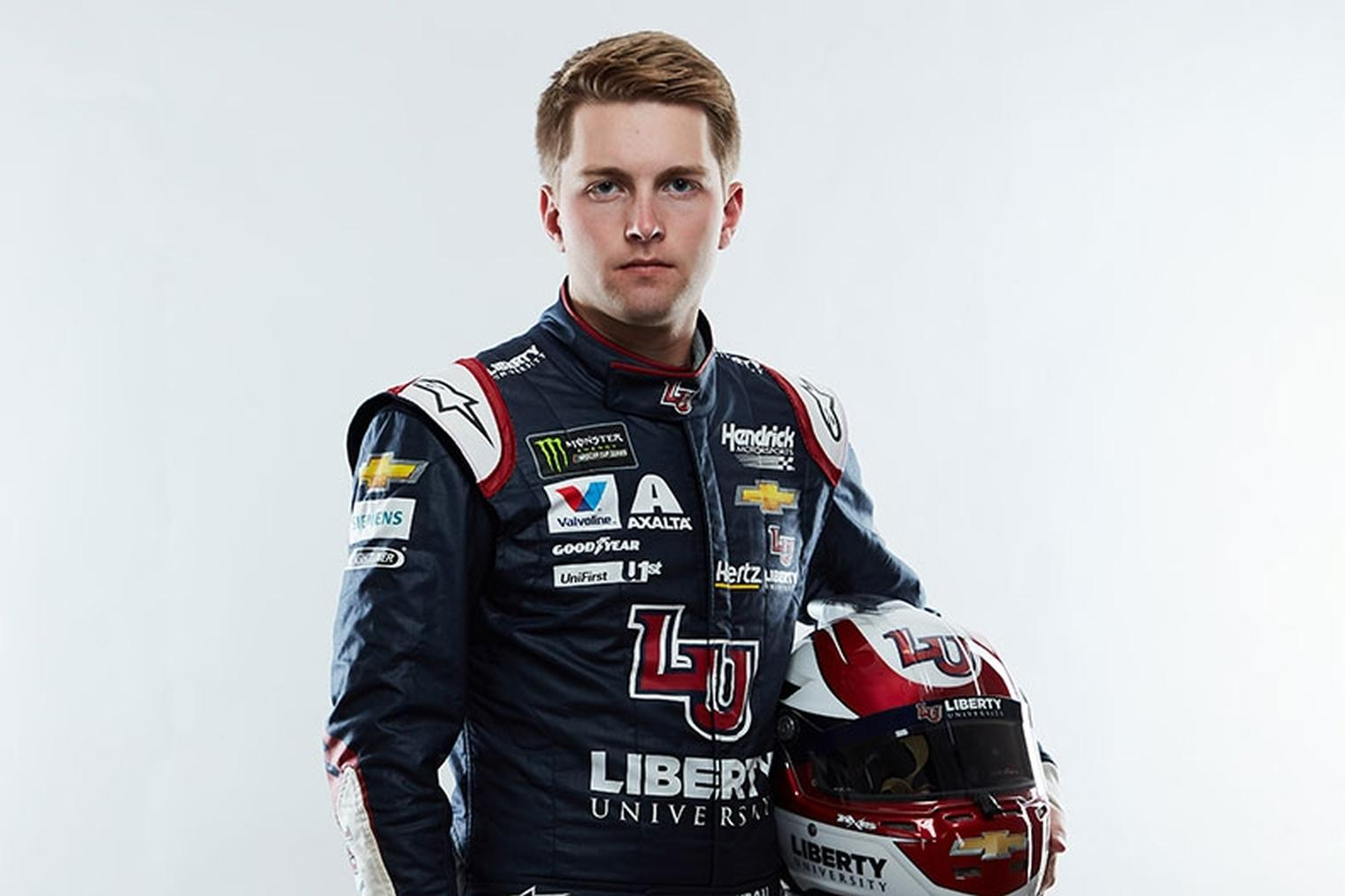 Fourth Top-10 finish propels student William Byron to NASCAR Rookie of the Year