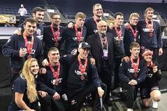 Flames wrestlers defend NCWA national championship crown, earn five individual titles