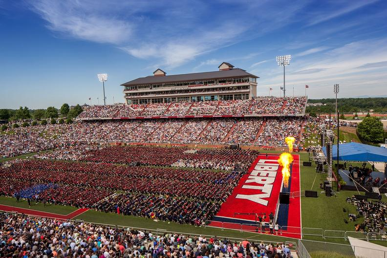 class of 2016 inspired to burn brightly in the world