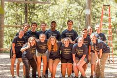 Eagle Scholars Program prepares ambitious students for professional world by imparting leadership skills