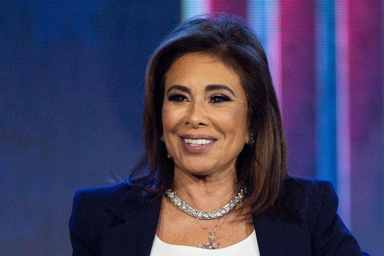 fox news judge jeanine admonishes students to plant their stake