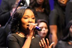 LU Praise leads Christmas worship service for Congressional leaders