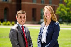 UPDATE: Pair earns No. 3 ranking in international human rights moot court competition