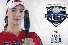 Lady Flames Softball to play Team USA in Florida exhibition game
