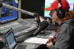 On-campus radio station earns nominations from Virginias Associated Press Broadcasters